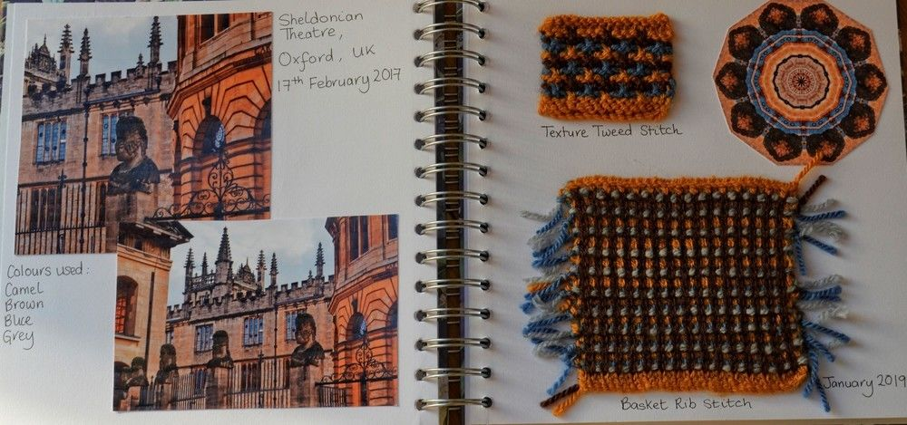 Makerist - Knitting Journal - January 2019 - Oxford, UK - Knitting Showcase - 3