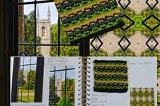 Makerist - Knitting Journal - February 2019 - Jane Austen, Chawton House, Hampshire, UK - 1