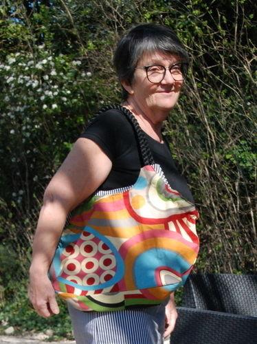 Makerist - Mon premier sac Lucy - Créations de couture - 1