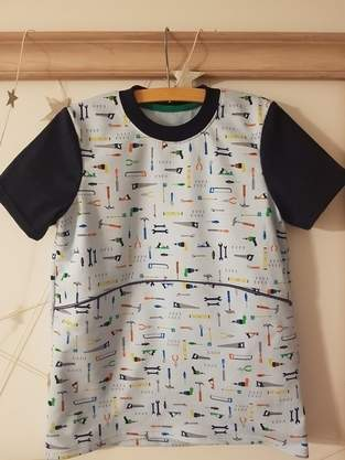 T-Shirts für junge Handwerker :)