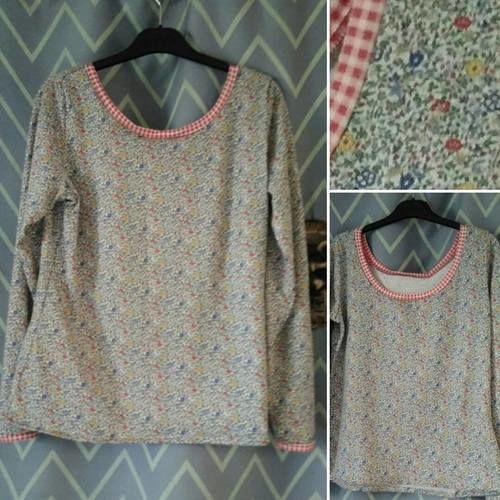 Makerist - Tee-shirt Mme Nikki : jersey - Créations de couture - 1