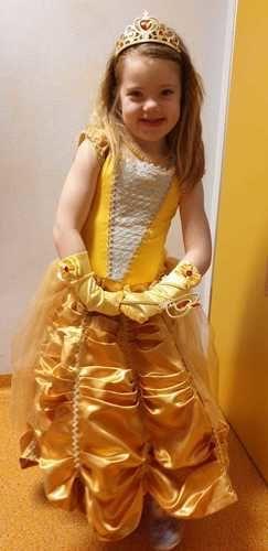Makerist - Prinzessin Belle - Nähprojekte - 1