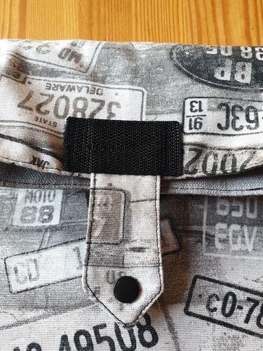Makerist - Tasche Fred die Zweite für meinen Mann - Nähprojekte - 2