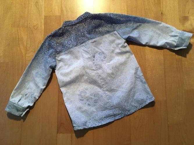 Makerist - Little Fritzi aus abgelegtem Hemd vom Papa - Nähprojekte - 2