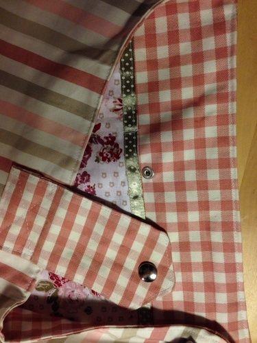 Makerist - Vintage Tasche für liebe Freundinnen  - Nähprojekte - 3