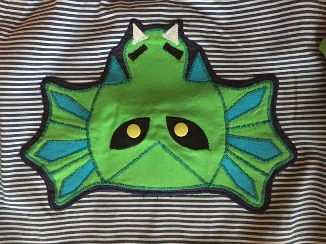 Makerist - Drachenflügel - Nähprojekte - 2