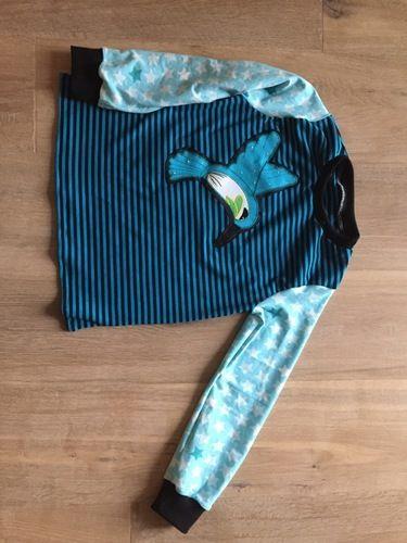 Makerist - Kolibri Shirt - Nähprojekte - 2