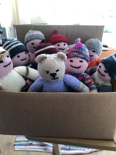 Makerist - Knitting for charity - Knitting Showcase - 1