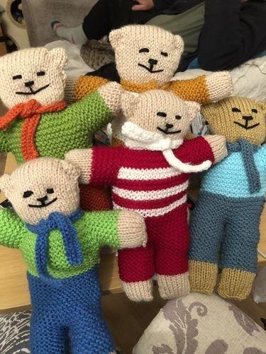 Makerist - Knitting for charity - Knitting Showcase - 2