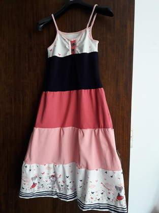 Makerist - Der Traum aller 6 jährigen.... Ein laaanges Kleid  - 1