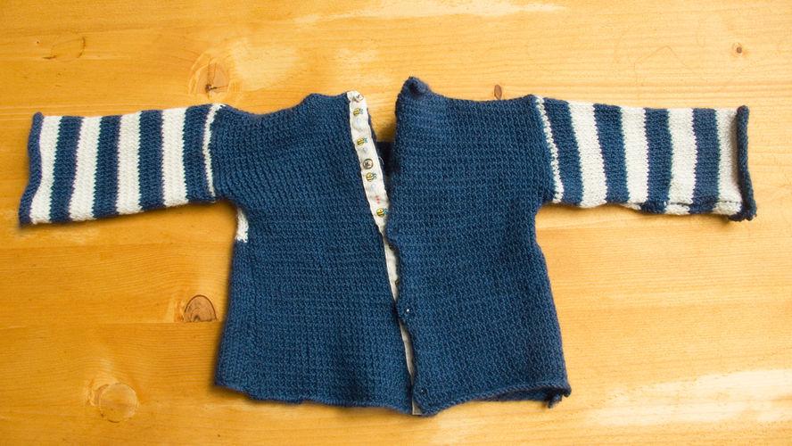 Makerist - Baby Boy kommt Ende August! - Strickprojekte - 2