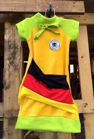 """Makerist - WM - Kleidchen  """"Lotta"""" mit Bauchtasche - 1"""