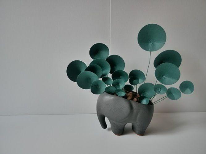Makerist - Pilea en papier - Autres créations - 1