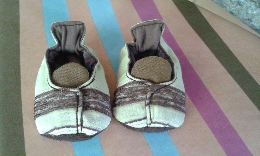 Makerist - Hausschuhe für den Sohn - Nähprojekte - 3