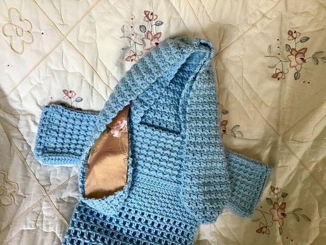 Makerist - Beatrice Bunny Hoodie 🐰  - Crochet Showcase - 2