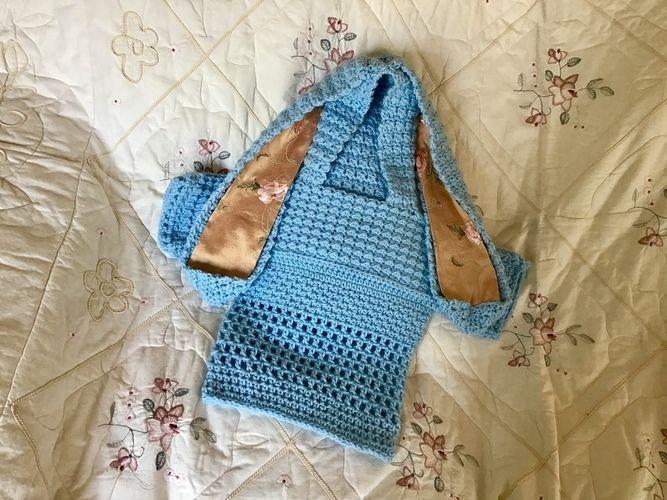Makerist - Beatrice Bunny Hoodie 🐰  - Crochet Showcase - 3