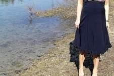Makerist - Lucie High Waiste Rock/ Kleid - 1