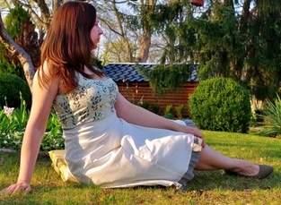 High-Waist-Rock/Kleid Lucie für mich