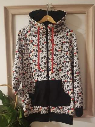 Makerist - Mickey's Jacke  - 1