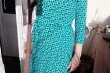 Makerist - Noch ein Wickelkleid bitte Nr.1 - 1