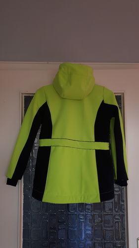Makerist - Softshell Jacke für das  Tochterkind - Nähprojekte - 2