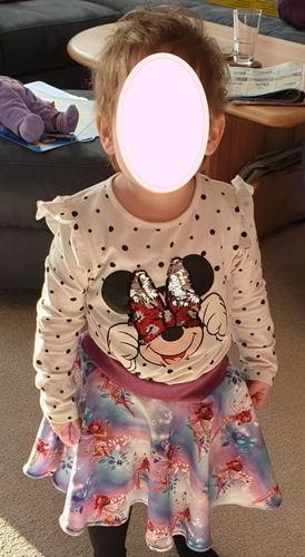 Makerist - Ein Tellerrock für meine Enkelin - Nähprojekte - 2