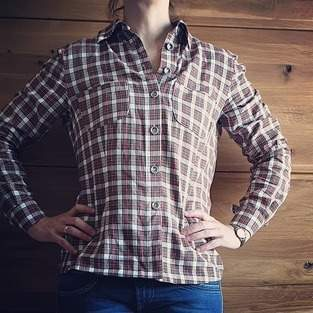 Makerist - Hemdbluse nach Mia  - 1