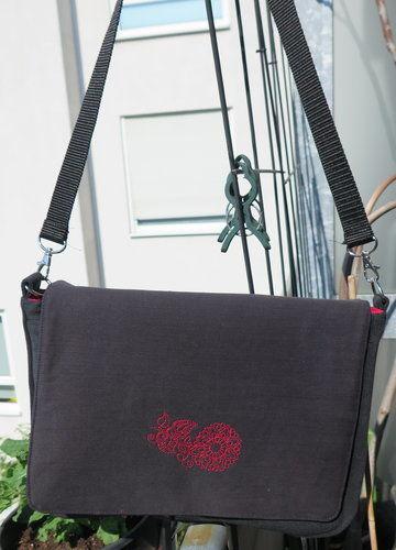 Makerist - Meine Museumstasche - Nähprojekte - 1