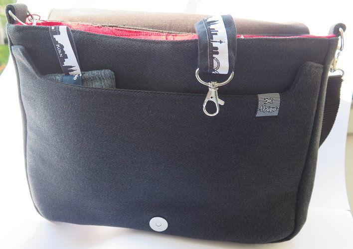 Makerist - Meine Museumstasche - Nähprojekte - 2