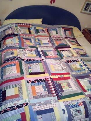 Bettdecke Überwurf