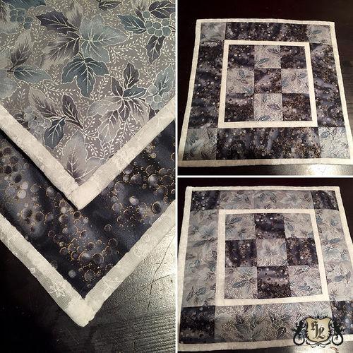 Makerist - Patchwork Deckchen - Patchwork-Projekte - 2
