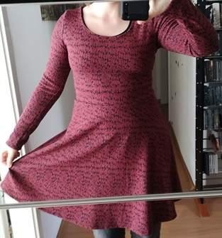 Kleid nach dem Schnitt Ella von pattydoo