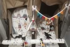 Makerist - Zwillingswagen mit extras - 1