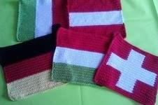 Makerist - Topflappen-WM-Anleitung für JEDES Land auf Wunsch kostenlos!  - 1