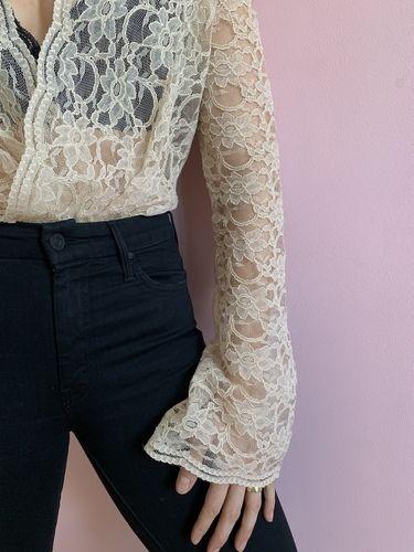 Makerist - Lace Bodysuit von Nvde - Nähprojekte - 3