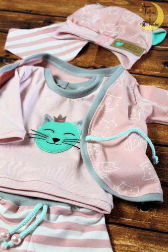 Makerist - Baby Set - Nähprojekte - 3