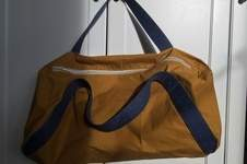 Makerist - Dufflebag aus Dry Oil Skin - 1