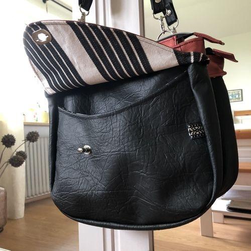 Makerist - Tasche Carla  - Nähprojekte - 2