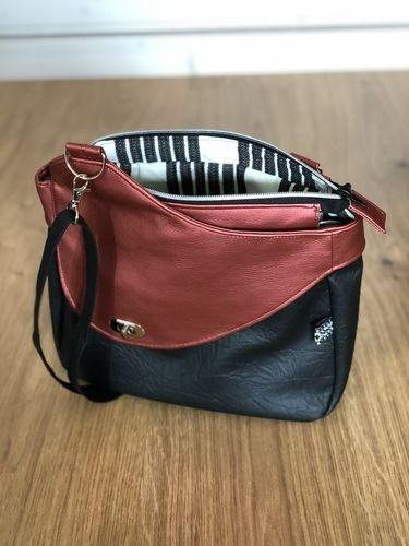 Makerist - Tasche Carla  - Nähprojekte - 3
