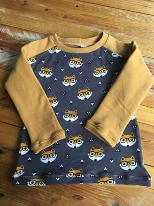 Fuchsshirt für den Neffen