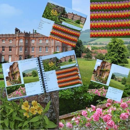 Makerist - Knitting Journal - March 2019 - Hughenden Manor, Buckinghamshire, UK - Knitting Showcase - 1