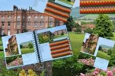 Makerist - Knitting Journal - March 2019 - Hughenden Manor, Buckinghamshire, UK - 1