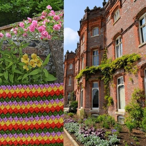Makerist - Knitting Journal - March 2019 - Hughenden Manor, Buckinghamshire, UK - Knitting Showcase - 2