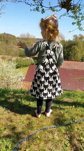 Makerist - Osterliches Latz*ee Kleid  - Nähprojekte - 2