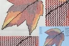 Makerist - Stitching Projects - Blackwork Journal - March 2019 - 1