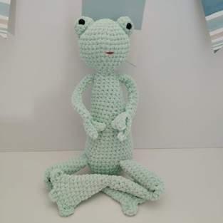 Makerist - Amigurumi - peluche - Rainette la grenouille - tutoriel/patron au crochet - 1