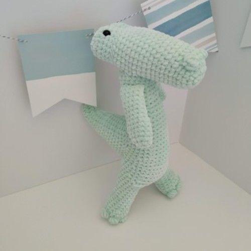 Makerist - Amigurumi - peluche - Basile le crocodile - tutoriel/patron au crochet - Créations de crochet - 1