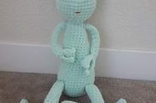 Makerist - Amigurumi – toy - Lilly the Frog -  crochet tutorial/pattern - 1