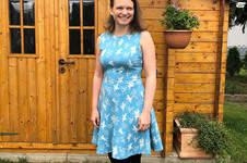 Makerist - Kleid nähen mit selbst erstelltem Schnittmuster - 1