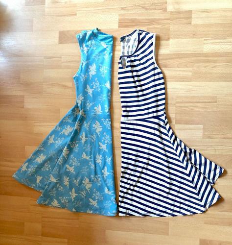 Makerist - Kleid nähen mit selbst erstelltem Schnittmuster - Nähprojekte - 2